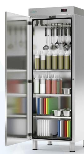 Sterilizzatore per sanificare stoviglie per bar, hotel e ristoranti Varese